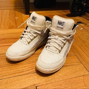 Nike Air Python 'Sail' Sneakers